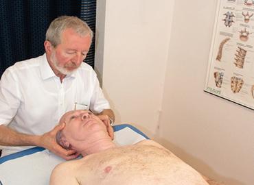 Orthopädie - Praxis - Frankfurt am Main - Kopfmassage
