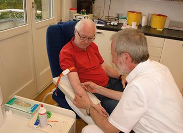 Orthopädie - Praxis - Frankfurt am Main - Untersuchung, Checkup, Behandlung ASD